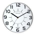 Zegar ścienny biały Pop Unilux