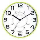 Zegar ścienny zielony Pop Unilux